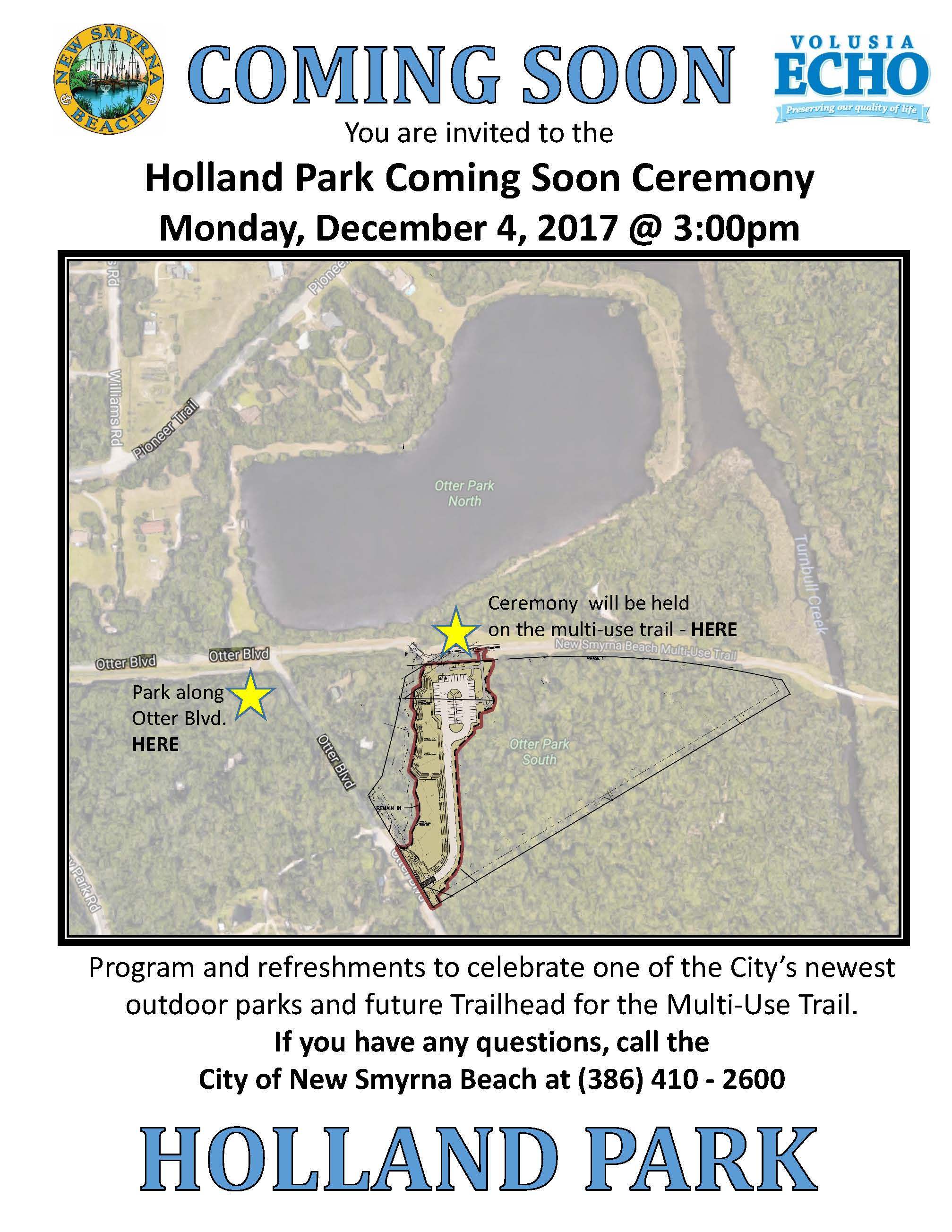 HOLLAND PARK - COMING SOON FLYER (002)