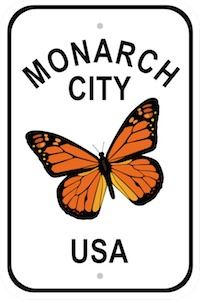 monarch city logo