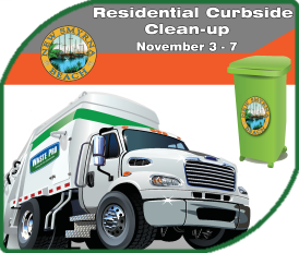 Residential Curbside Clean-up