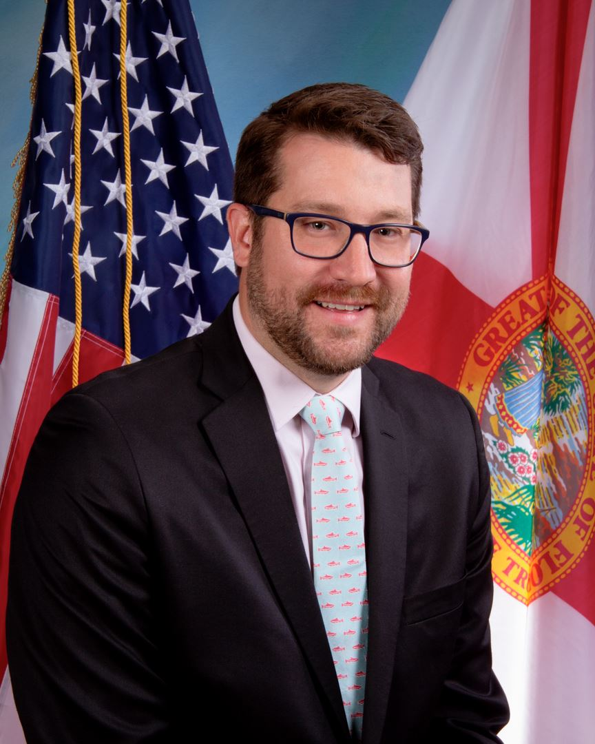 Photo of Mayor Russ Owen