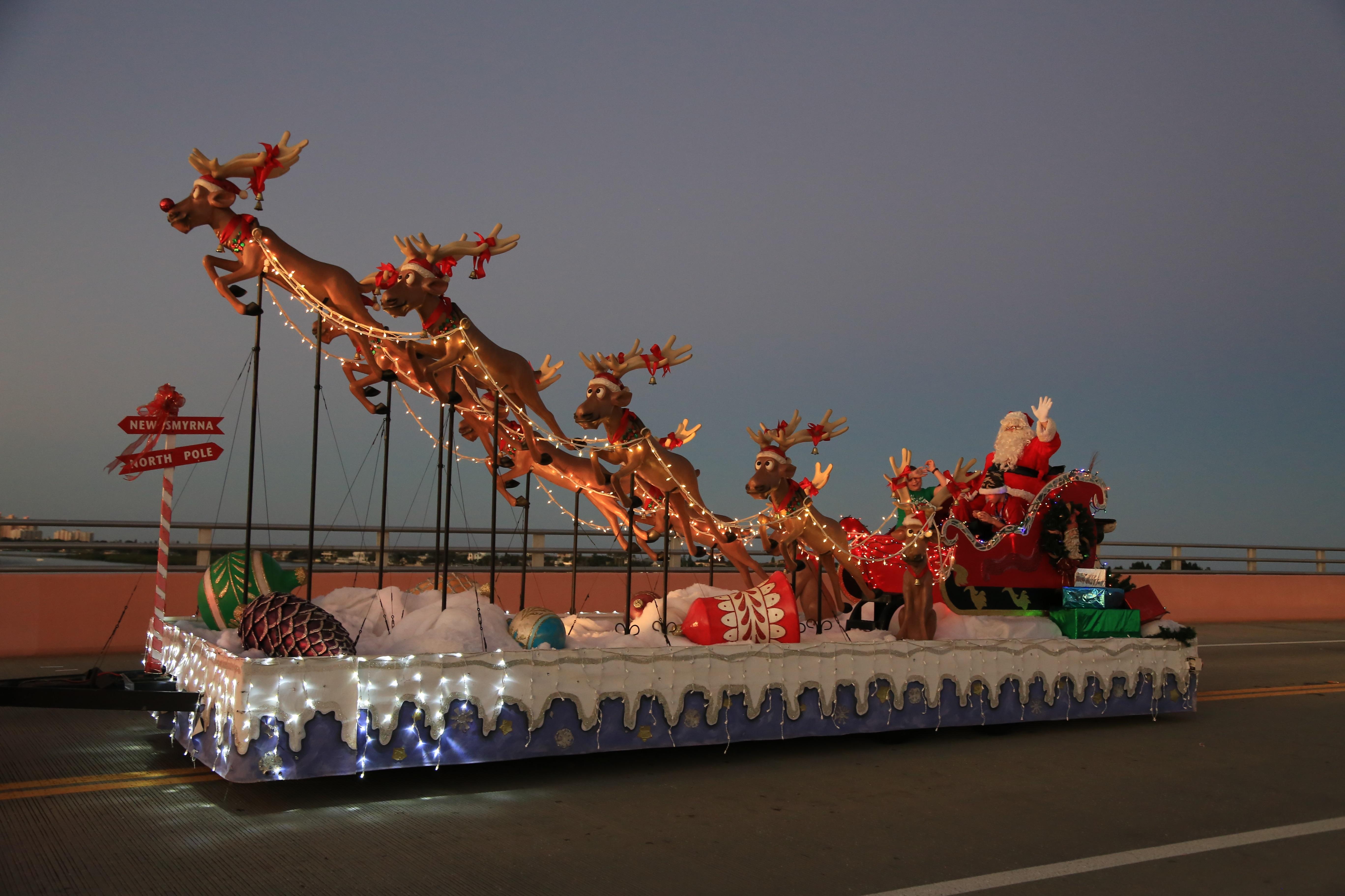 Smyrna Christmas Parade 2019 New Smyrna Beach, FL   Official Website